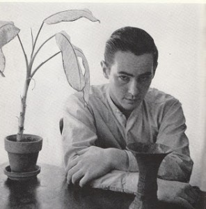 Michael McClure by Harry Redl